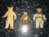 Vintage Star Wars Figures eee