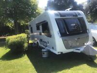 Eldis Sussex Premier Edition 4 Berth caravan