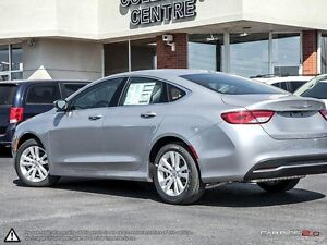 2016 Chrysler 200   LIMITED   X COMPANY DEMO   8.4 TOUCHSCREEN   Cambridge Kitchener Area image 7