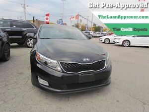 2015 Kia Optima LX | ONE OWNER | HEATED SEATS | SAT RADIO | BLUE