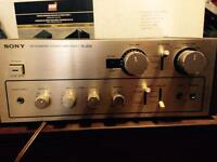 Sony Integrated Stereo Amplifier