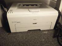 Ricoh SP 211 Laserprinter *New* Unused