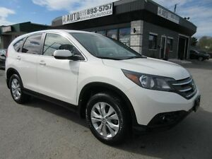 2013 Honda CR-V EX (Sunroof, AWD, Heated seats and more)