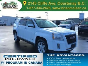 2011 GMC Terrain SLE-2 AWD Accident Free/1 Owner