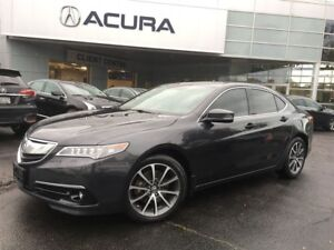 2016 Acura TLX ELITE | OFFLEASE | 0.9% | TINT | 1000$OFF