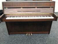 Yamaha MP70 Silent Upright Piano walnut satin finish c.2001
