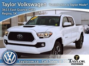 2018 Toyota Tacoma 4x4 Double Cab V6 TRD Sport Package 6A Christ