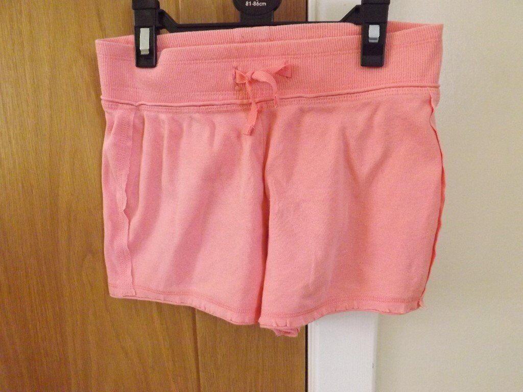 Girls Next Pink Shorts Age 9