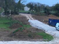 Wanted free clay soil stone hardfill rubble