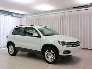 2016 Volkswagen Tiguan 2.0L TSi SUV w/ HEATED SEATS, ALLOYS, BAC