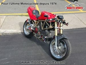 1998 Ducati 900 CR Cafe Racer -