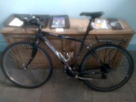 Claude Butler Urban 100 Hybrid Bike