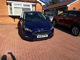 Ford focus 2015 mint