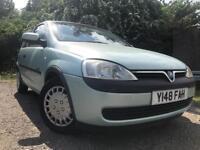 Vauxhall Corsa 1.2 Petrol 95k Service History Mot'd Cheap Car !