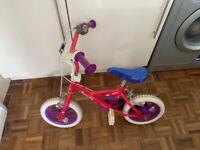 girl's bike - bicycle for kids