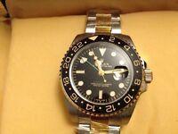Rolex GMT Gold watch
