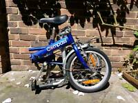 Compass fold up bicycle £100 ONO