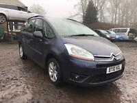 2010 Citroen Grand Picasso 1.6HDI VTR - Breaking for PARTS