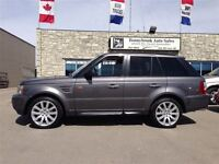 2006 Land Rover Range Rover Sport SC AWD comes with winter tires