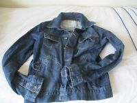 Fat Face size 12 denim jacket