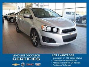 2013 CHEVROLET BERLINE SONIC LS