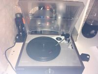 Audiology vinyl player