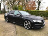 2015 Audi A6 2.0 TDI Black Edition S Tronic Auto - 19k Miles - 2 Keys - NEW MODEL - Finance 75 Per W