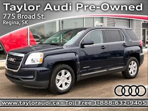 2016 GMC Terrain SLE AWD, LOW KILOMETER, BACKUP CAMERA
