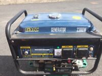 220v /12 v Emergency Generator Petrol Driven