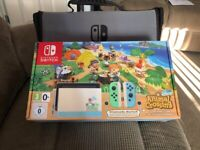 Nintendo Switch Animal Crossing Bundle - Game not included