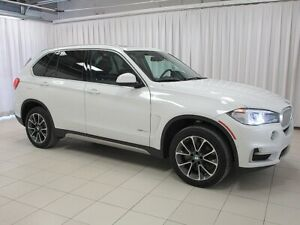 2018 BMW X5 35i x-DRIVE SUV w/ HEATED LEATHER, NAVIGATION, HEA