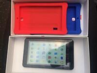 """Alba 7"""" new tablet with 3 cases"""