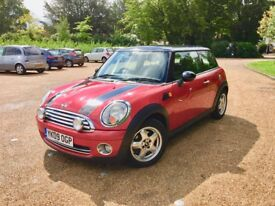 2009 MINI Hatch 1.6 Cooper 3dr | Low Mileage | Very cleaned | Alternate4 Polo Golf bmw 116 Audi A3