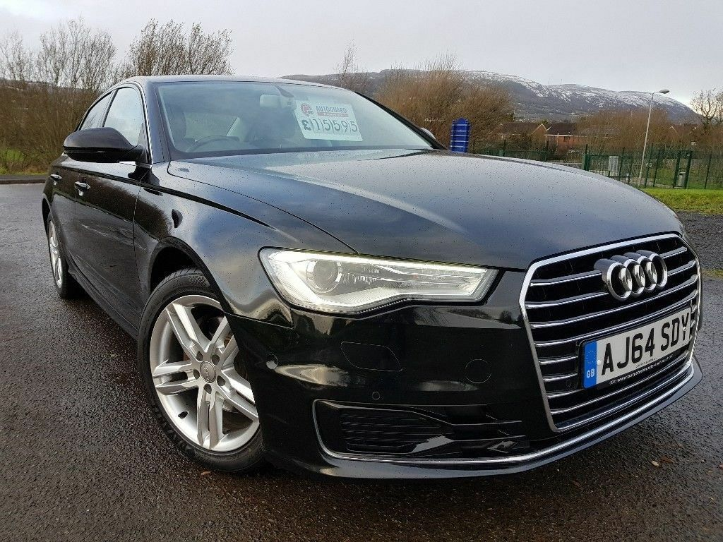 feb 2015 audi a6 se tdi ultra s a new model 1 owner full audi service history like new. Black Bedroom Furniture Sets. Home Design Ideas