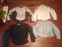 Two Joe Rocket armoured jackets