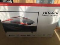 Brand new unopened - Hitachi 43inch Full HD TV / DVD Combi