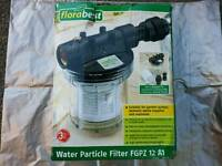 Flora best!FeaturesWater Particle Filter Features Water Particle Filter