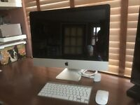 Apple iMac Computer.