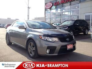 2011 Kia FORTE KOUP EX BLUETOOTH HEATED SEATS ALLOYS CRUISE!!