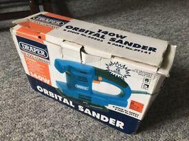 Draper sheet sander, used but functional, Llanishen, Cardiff, £5