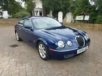 Jaguar S-Type 2.7 diesel auto low miles clean condition new MOT