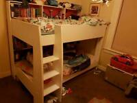Aspace kids bunk bed frame