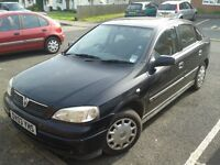 Vauxhall Astra 2003 1.6 Low Mileage 66K V Good Condtion for Year Spares or Repair Hence Price