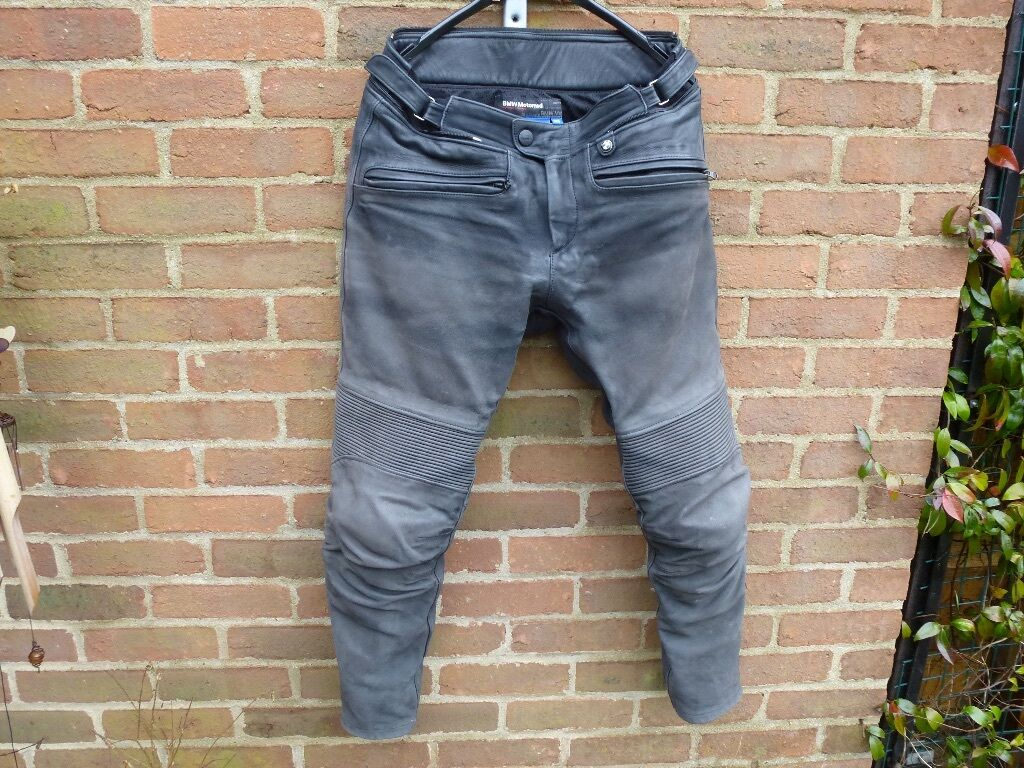 Bmw Atlantis 4 Leather Motorcycle Trousers In Didcot