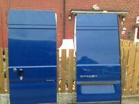 CITROEN RELAY/PEUGEOT BOXER/FIAT DUCATO rear van doors