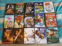 Collection Of Dvd Film & TV Series (Over 100 Discs)