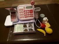 ELC cash register machine