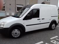 FORD CONNECT VAN