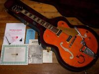 Gretsch 6120DSW hollowbody 2006 made in Japan