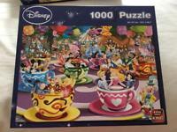 Disney 1000 jigsaw - cups